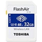 東芝 デジカメに挿したままその場で写真や動画の共有ができる! 第4世代 無線LAN搭載 Flash ...