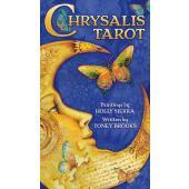 幻想的で色鮮やかな蝶たちが美しいタロットカードです。 さなぎという意味のクリサリス(Chrysali...