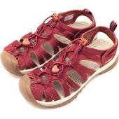 KEEN キーン サンダル 靴 レディース W WHISPER ウィスパー Rhododendron...