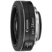 35mm判換算で38mm相当という、使い勝手のよい画角をもつEF-Sレンズ初のパンケーキレンズ