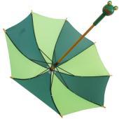 入園準備にぴったり 木製の上質な子供傘♪