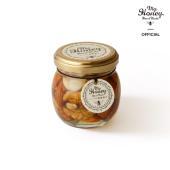【公式】ナッツの蜂蜜漬け Mサイズ(80g)非加熱はちみつ使用  ブライダル 引き出物 出産 結婚 ...