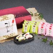 モナカの中にお餅を入れた「つぼみ」シリーズ2種と、大福アイス2種の詰め合わせ。  ●セット内容  <...
