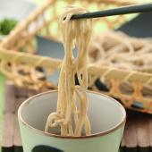 【食感と風味をそのままに、味覚にも体にもうれしい食塩無添加の生そば】こだわりの製法で、そば独特のシャ...