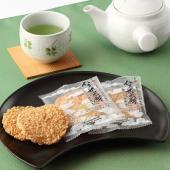 【島根の誇る仁多米と発芽玄米をブレンドしおこげ風な煎餅にしました】西日本随一と言われる仁多米をおこげ...