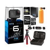 GoPro HERO6 Black Camera, Extra GoPro Rechargeable...