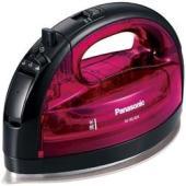 Panasonic コードレススチームアイロン「カルル」(ピンク) NI-WL404-P