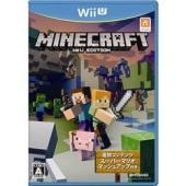 日本マイクロソフト 【WiiU】 MINECRAFT(マインクラフト): Wii U EDITION...