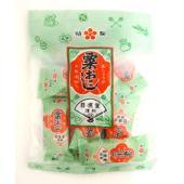 大阪名物の生姜入り粟おこしです。 食べやすく個包装に仕上げました。 お米を原料とする菓子で、お米を細...