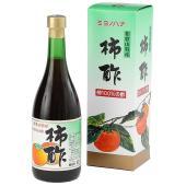 【ミヨノハナの柿酢とは?】 創業200年の田村造酢が生み出した逸品です。 原料の柿は清流紀ノ川のほと...