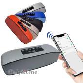 Bluetooth スピーカー 高音質 コンパクト ポータブルスピーカー ワイヤレス  ブルートゥー...