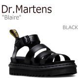 ドクターマーチン サンダル Dr.Martens メンズ レディース BLAIRE ブレア BLAC...