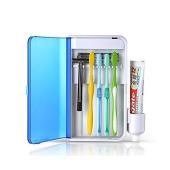 BEMOTION UV歯ブラシ除菌器 家庭用紫外線消毒ケース 歯ブラシ 99.99%除菌&殺菌 BE...