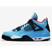 308497-406 AIR JORDAN 4 RETRO TRAVIS SCOTT CACTUS ...