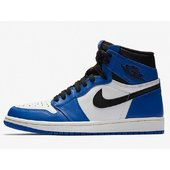 555088-403 AIR JORDAN 1 RETRO HIGH OG WHITE ROYAL ...