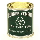 自転車等ゴムタイヤチューブの補修用強力接着剤  内容量:90ml<br>特長:パンク修理...