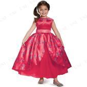 大好きなプリンセスに変身!ちいさなプリンセスソフィアに登場するアバローのエレナの子供用ドレスです  ...