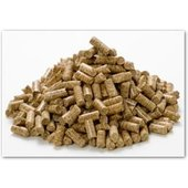 純国産(山形県)クロマツペレットです。 山形県産 クロマツ使用 安心、良質の木質ペレットです。  こ...