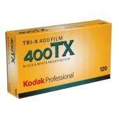 歴史的 定番白黒フィルム ISO400 ブローニー判 (5本パック)