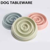 ●ITEM:ペット わんちゃん 食器 ワンコ 早食い防止 犬 フードボウル スローフード ダイエット...