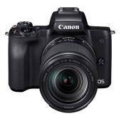 2682C005 Canon キヤノン ミラーレスカメラ EOS Kiss M EF-M18-150...
