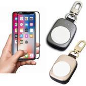 アップルウォッチの充電器 『X−TAG』と iPhoneX専用の液晶画面保護ガラスフィルムがセットに...