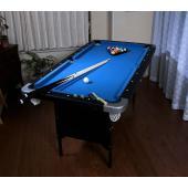 【商品名】 家庭用ビリヤード&卓球テーブルセット ・サイズ ビリヤード台:(約)91.5×173×8...