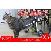 ネコ用車イスの1ヶ月レンタルです。「K9カート犬用車椅子」は愛犬の体の大きさによって、 スタンダード...