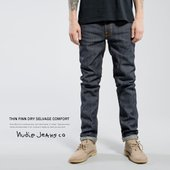 【Nudie Jeans/ヌーディージーンズ】111868  人気のスキニーフィット『THIN FI...