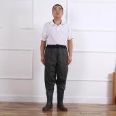 【品名】:防水透湿ウェーダー 【素材】:本体/PVC   ブーツ部/PVC一体成型 【シーン】:渓流...