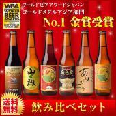 お歳暮のギフトや正月年始の手土産に大人気のクラフトビール(地ビール)の飲み比べセットです。  WBA...