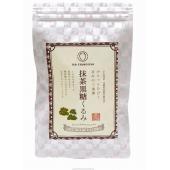 沖縄産の純黒糖と厳選した宇治抹茶をくるみにまぶしました。黒糖の自然な甘みと抹茶のほろ苦さ、クルミのカ...