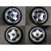 廃車引き取り品から外したVERTICE タイヤホイールの4本セットです。 実際の商品を撮影した写真で...