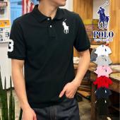 ポロ・ラルフローレン ボーイズラインの超定番!ナンバリングポロシャツです。左胸にはブランドの象徴とも...