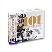 大御所を中心にカントリー・フォーク、フォーク・ロック、ネオ・フォークの名曲も網羅した懐かしい101曲...