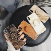 ● 色 ブラウン茶 グレー灰色 オレンジ橙 アイボリー白  ● 対応機種 iphonex ケース ア...