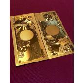 こちらの商品はフルゴールドモデルになります。   金運・財運を上げる風水カラーはゴールドといわれてお...
