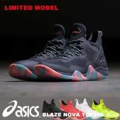 アシックス(asics)/バスケットシューズ/BLAZE NOVA TBF31G  ■個性が引き立つ...