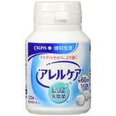 内容量 120粒 1日2粒目安 約60日分 60日分 カルピス社独自の「L-92乳酸菌」のはたらきに...