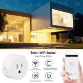 Android、iOSスマートフォン、タブレットなどからWi-Fiで電源をコントロール スケジュール...