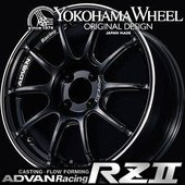 ADVAN Racing RZII  クロスオーバーデザインの新たなる挑戦 待望のADVAN Rac...