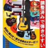 Sepia Crue ミニアコースティックギター ボディトップ材には有名ブランドでも使われるアコギの...