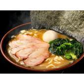 天然生ガラのみ使用し臭みを抑えたスープに、家系特有の濃口醤油ダレを合わせた家系ラーメン。自社製麺所で...