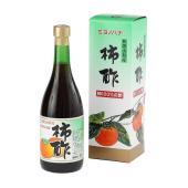 ミヨノハナの柿酢は、「一滴一滴が柿です」