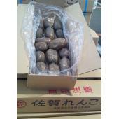 ●名称  れんこん 佐賀県産 1ケース 約4kg  ●産地名  佐賀県産  ●内容量  1ケース約4...