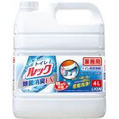 メーカー:ライオン   品番:TSNTG4*Q   ふち裏の奥までしっかり液が届くロングネック。