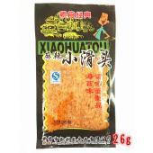 名称:小滑頭 辣片 成分表示:原材料の一部に小麦を含む。アレルギー 原産国名 :中国 内容量:26g...