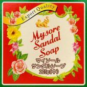 マイソール サンダル ソープ [125g] / 石鹸、サンダルウッド、アロマ、マイソール マイソール...