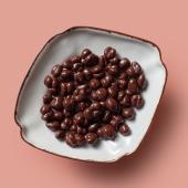 乾燥小麦ポップにガーナ産カカオマスを使用したビターチョコレートをコーティングしました。  小麦ポップ...