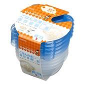 クレハ キチントさん ごはん冷凍 保存容器 一膳分 250mL (5個) JANコード:490142...